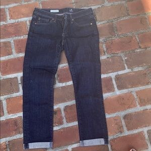 AG crop jeans size 27